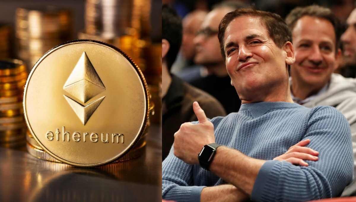 Mark Cuban about Ethereum